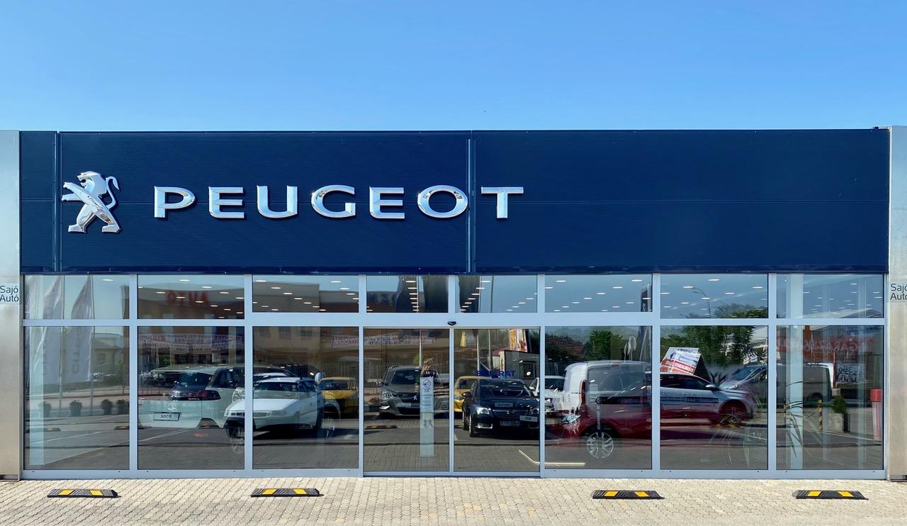 Peugeot Sajó szalon Miskolcon